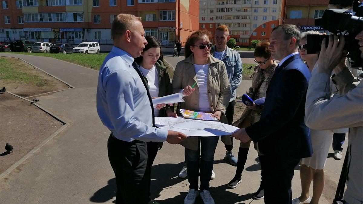 Встреча в Луговом