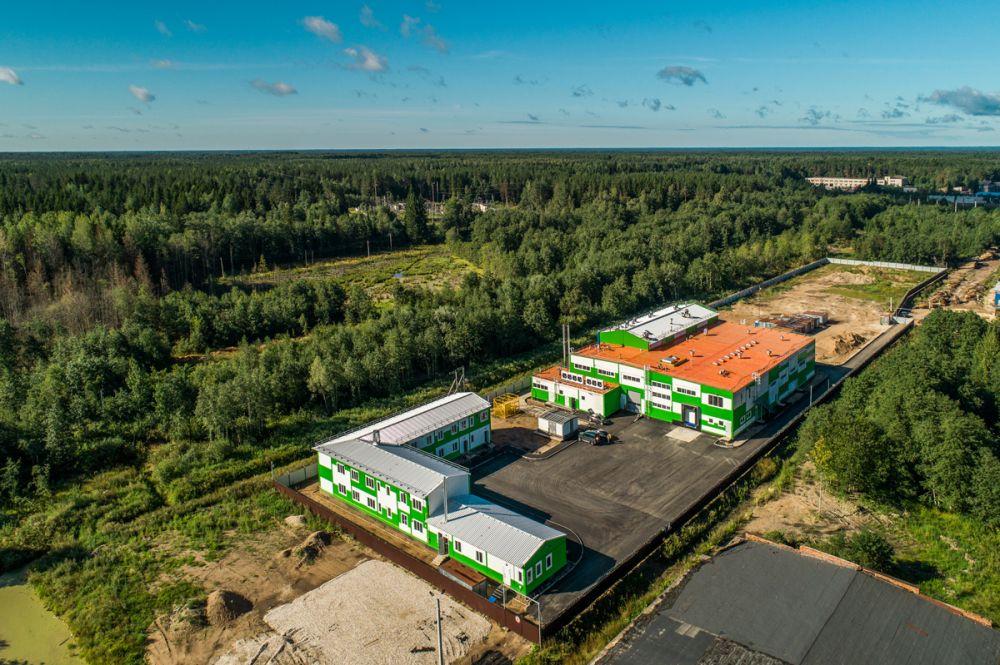 Новое производство в Крестцах