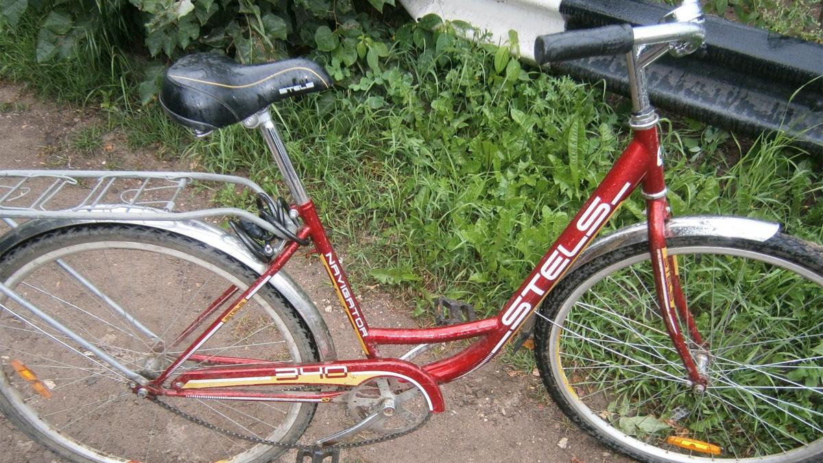 ДТП с пожилой велосипедисткой