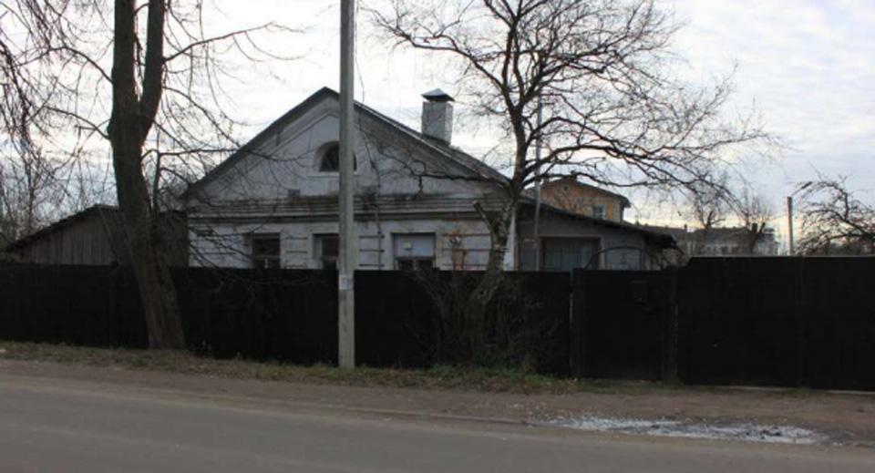 Реконструируемый дом