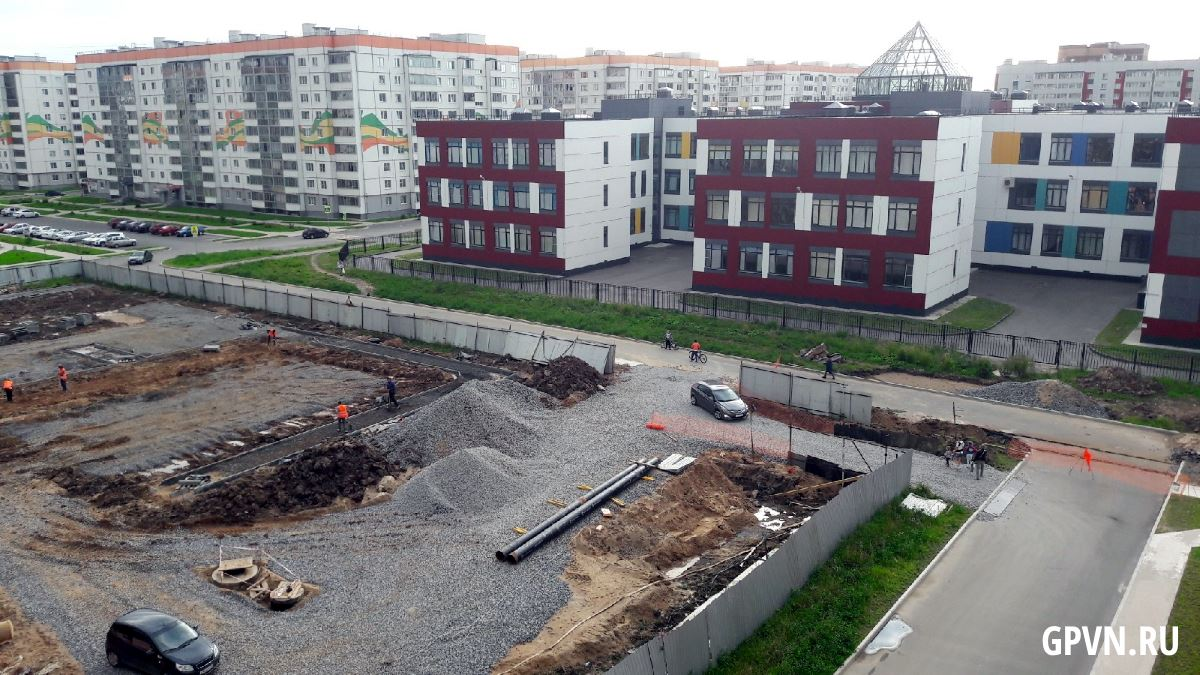 Объезд и обход по стройплощадке