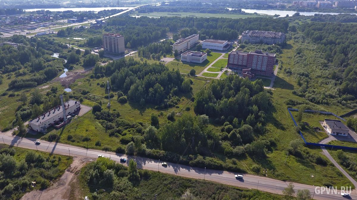 Кампус НовГУ