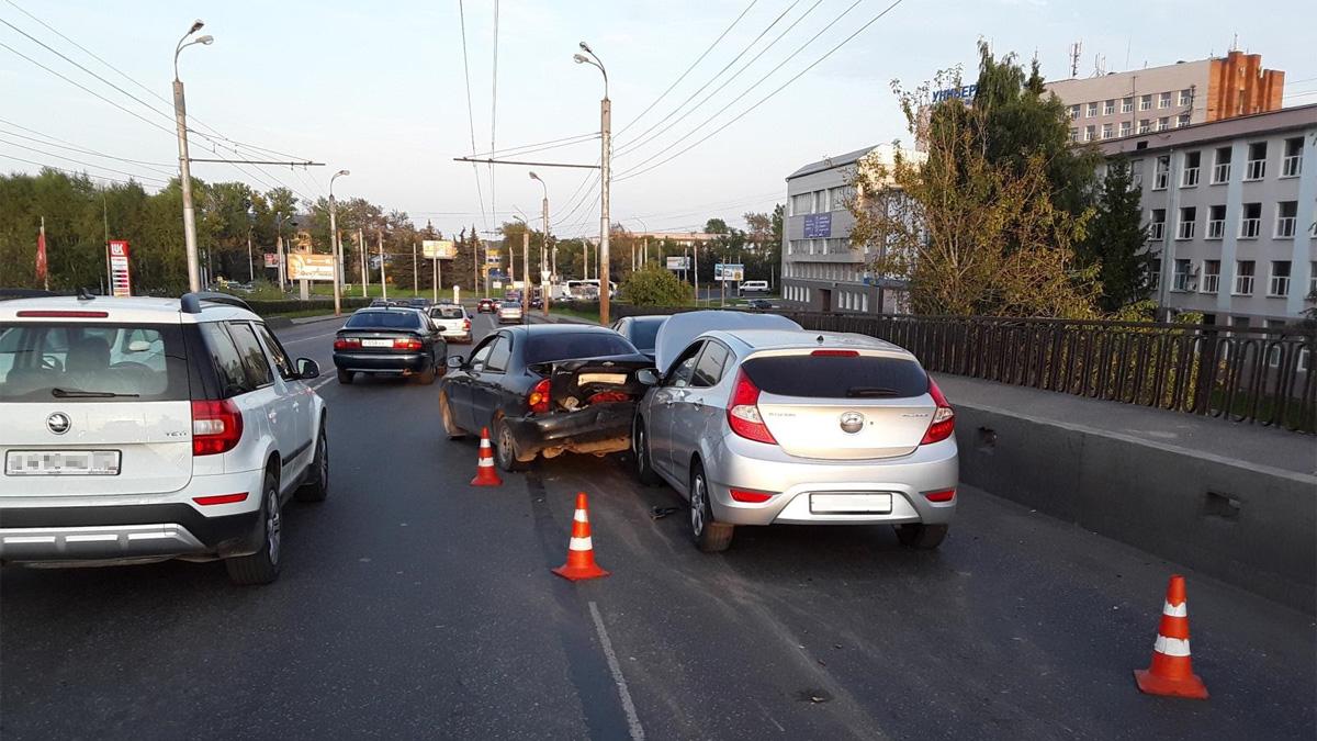 ДТП в Великом Новгороде