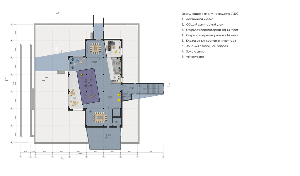 План третьего уровня