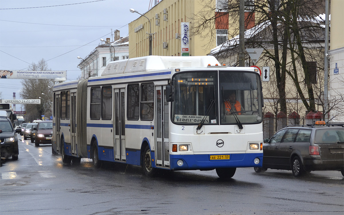Городской автобус