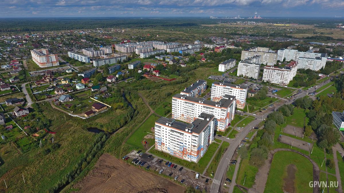 Западный район и Григорово
