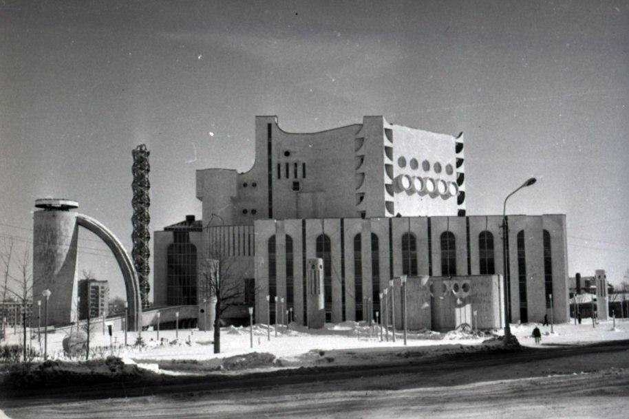 Драматический театр в Новгороде