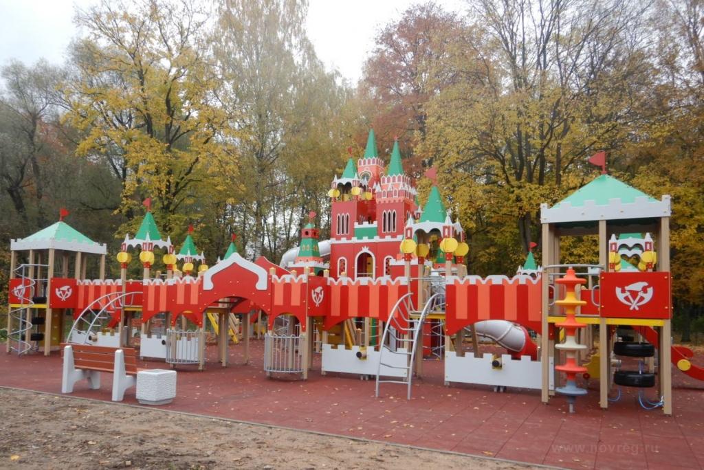 «Большой Кремль» в Старой Руссе