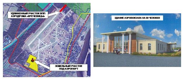 Аэропорт Кречевицы