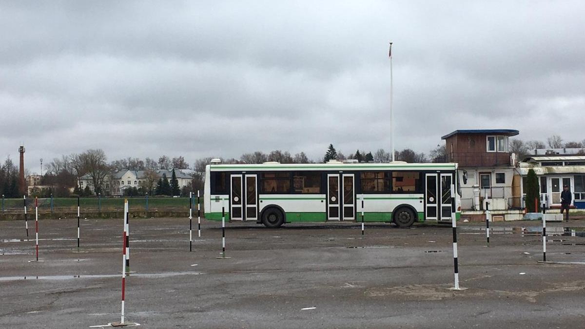 Конкурс мастерства водителей автобусов