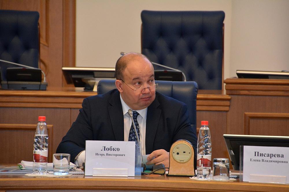 Игорь Лобко