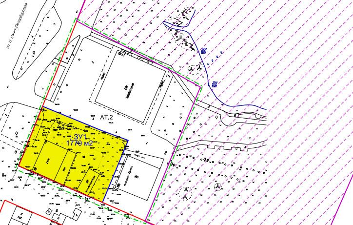 Сформированный земельный участок