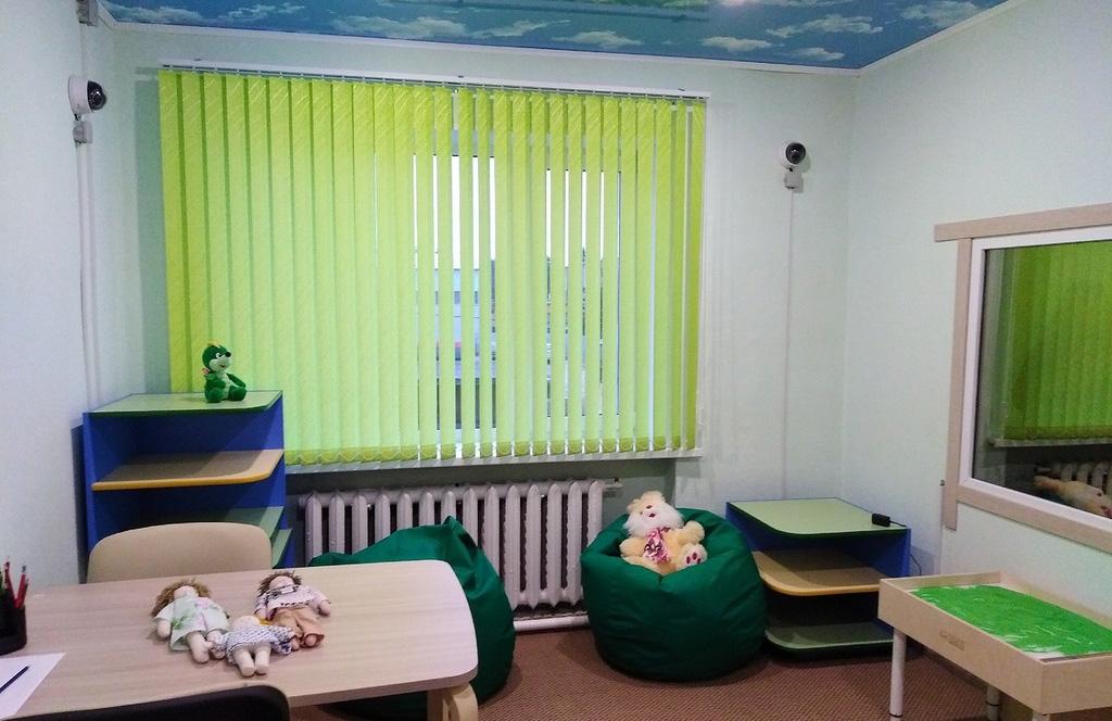 «Зелёная комната» в Демянске