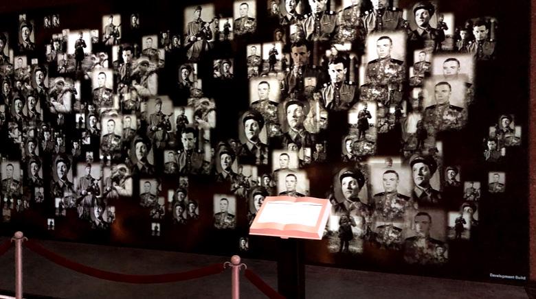 Музее Победы
