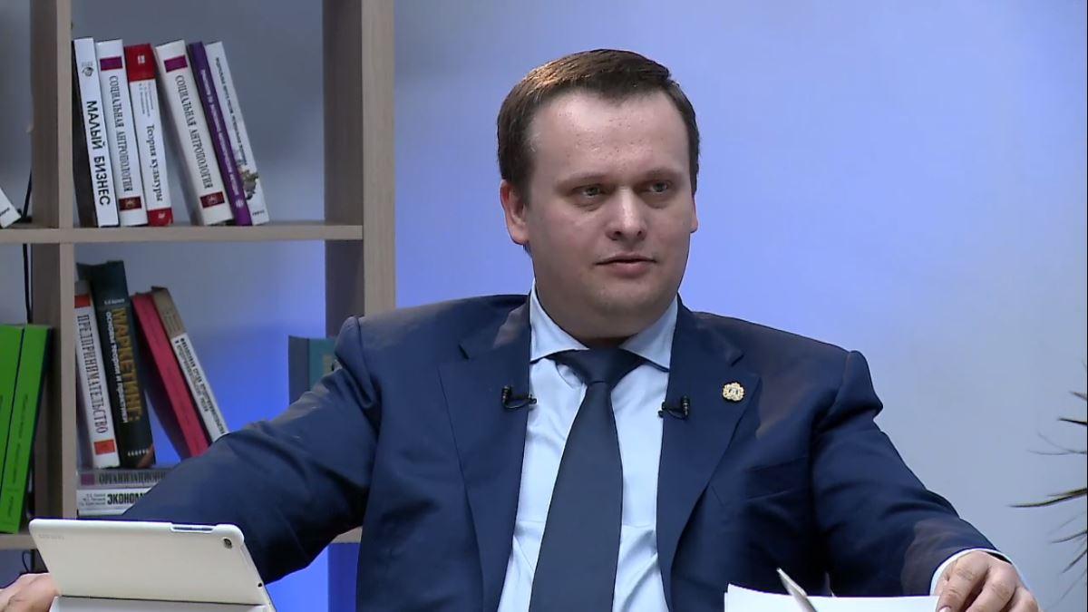 Губернатор Андрей Никитин