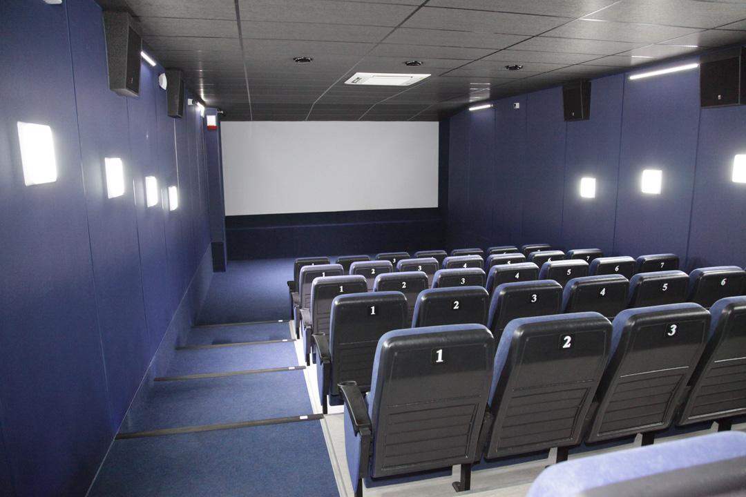Малый зал киноцентра