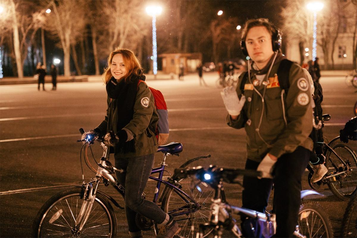 Велосипедный Новгород