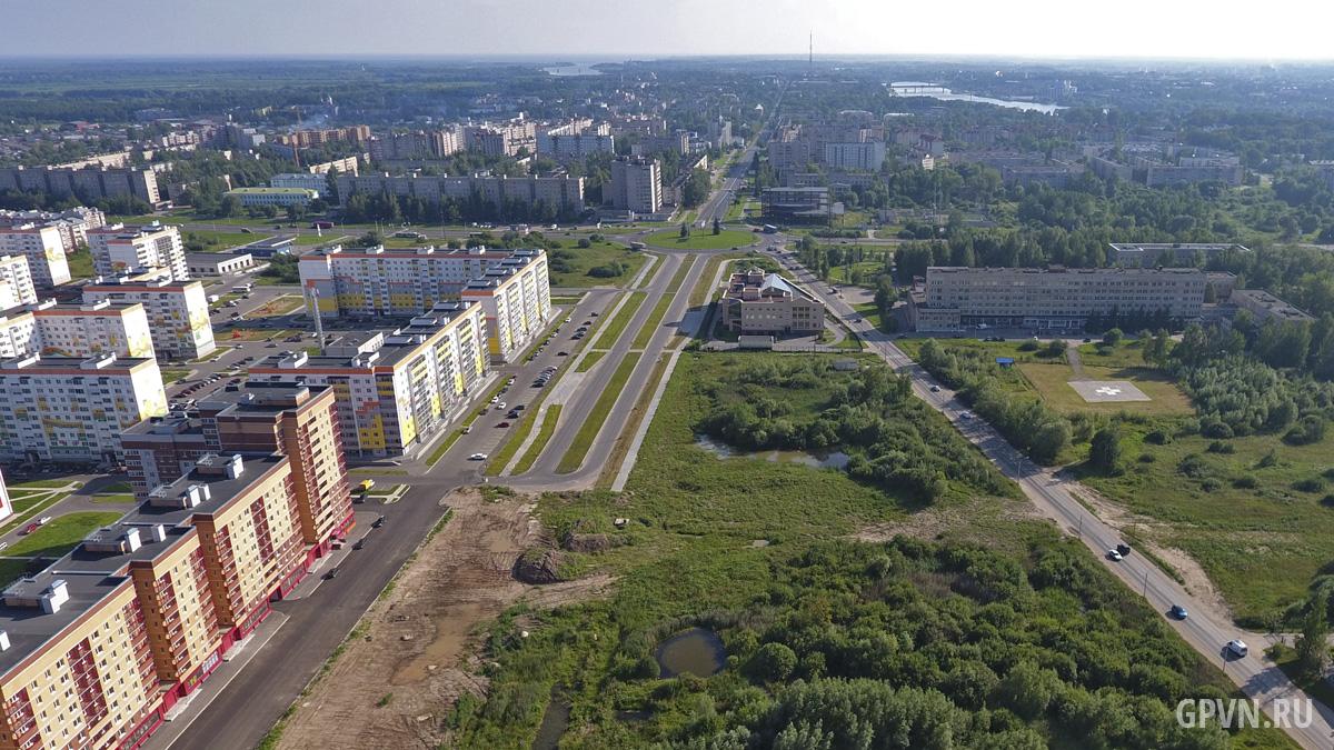 ЖК «Ивушки», Большая Московская улица