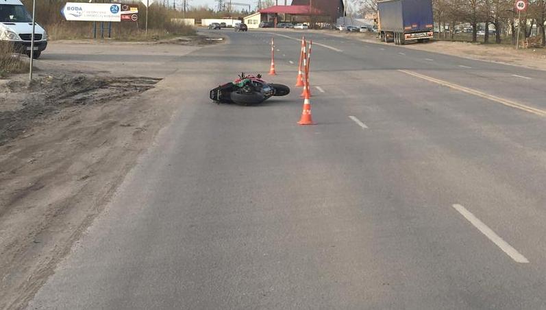 ДТП на Сырковском шоссе