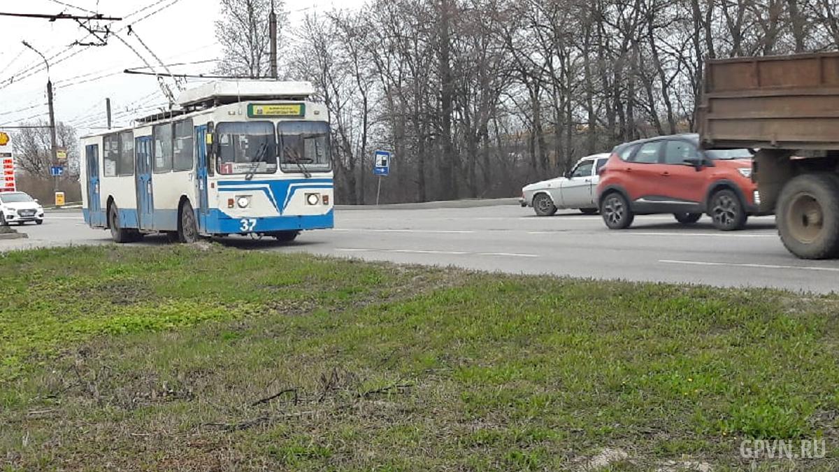 Новгородский троллейбус