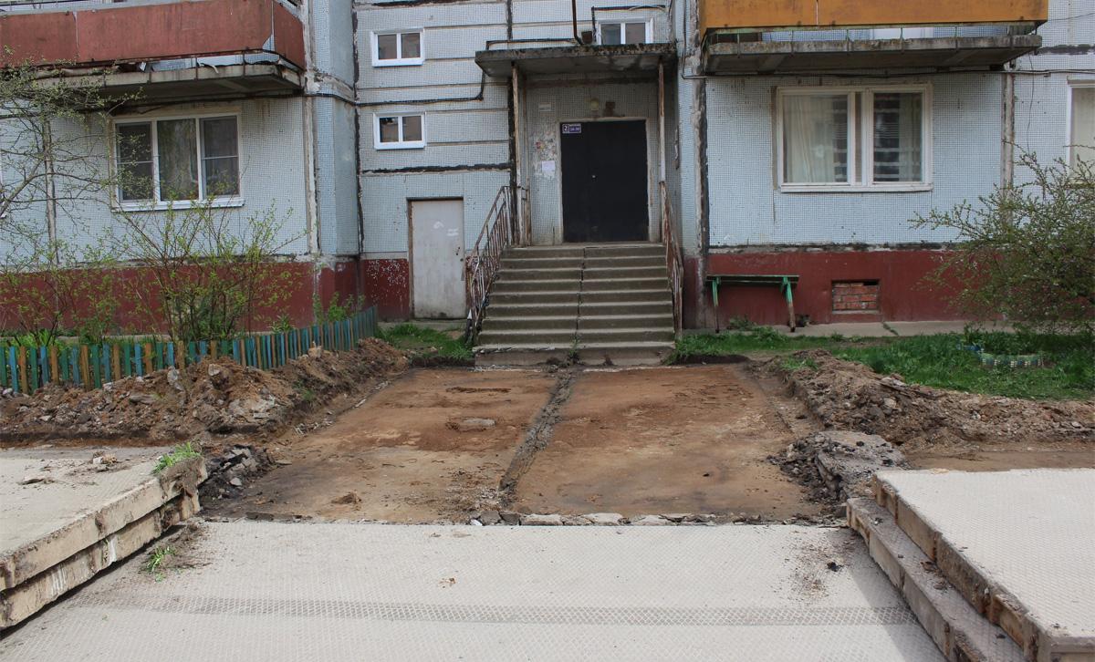 ДОС 201 в Сольцах