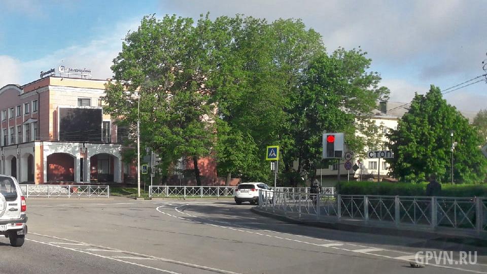 Заборы в Великом Новгороде