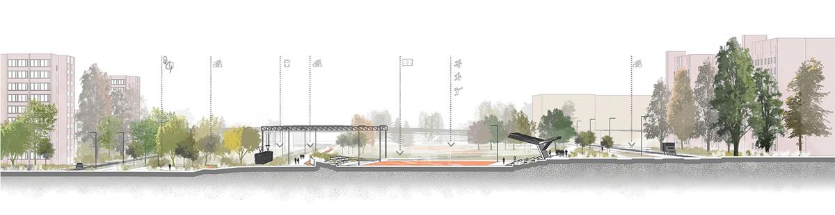 Профиль спортивного пространства