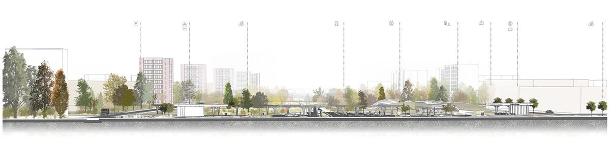 Профиль Транспортной площади