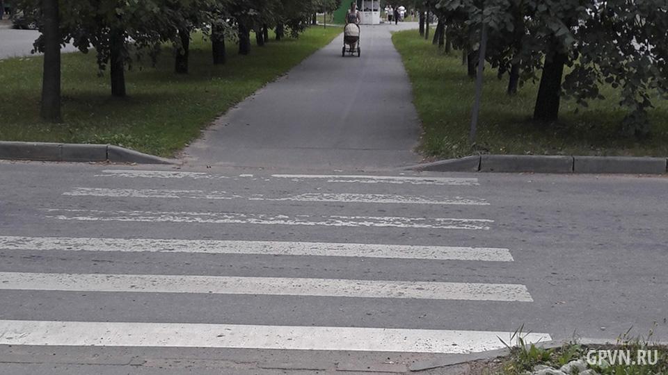 Пересечение проспекта Мира и улицы Зелинского