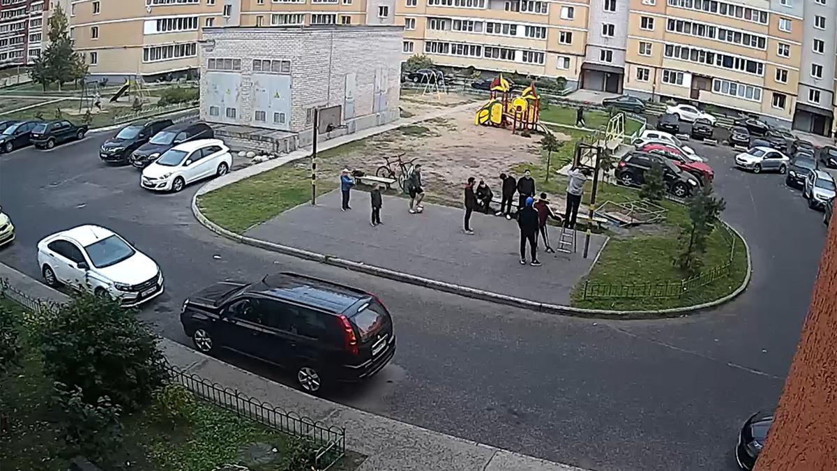 Инцидент на Завокзальной