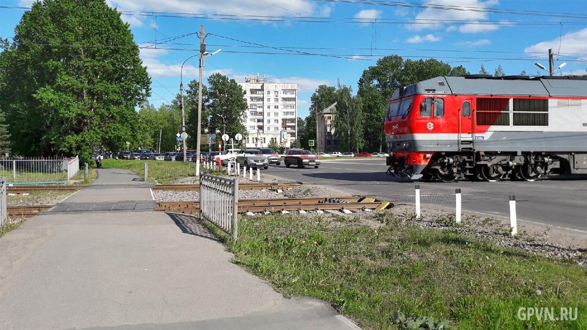 Железнодорожный переезд «Нехинский»