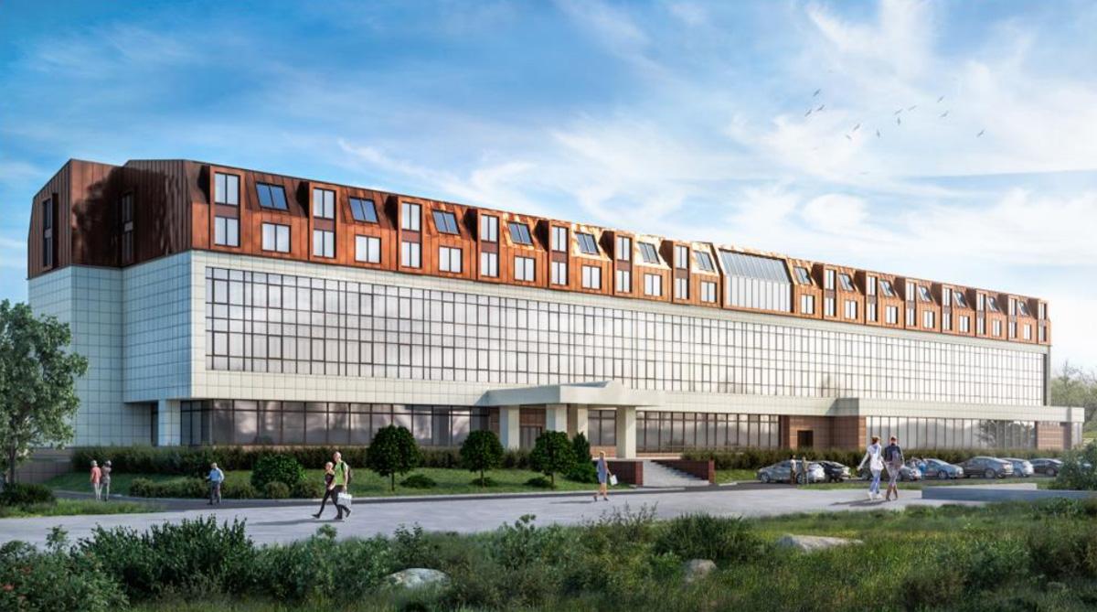 Проект реконструкции гостиницы «Россия»
