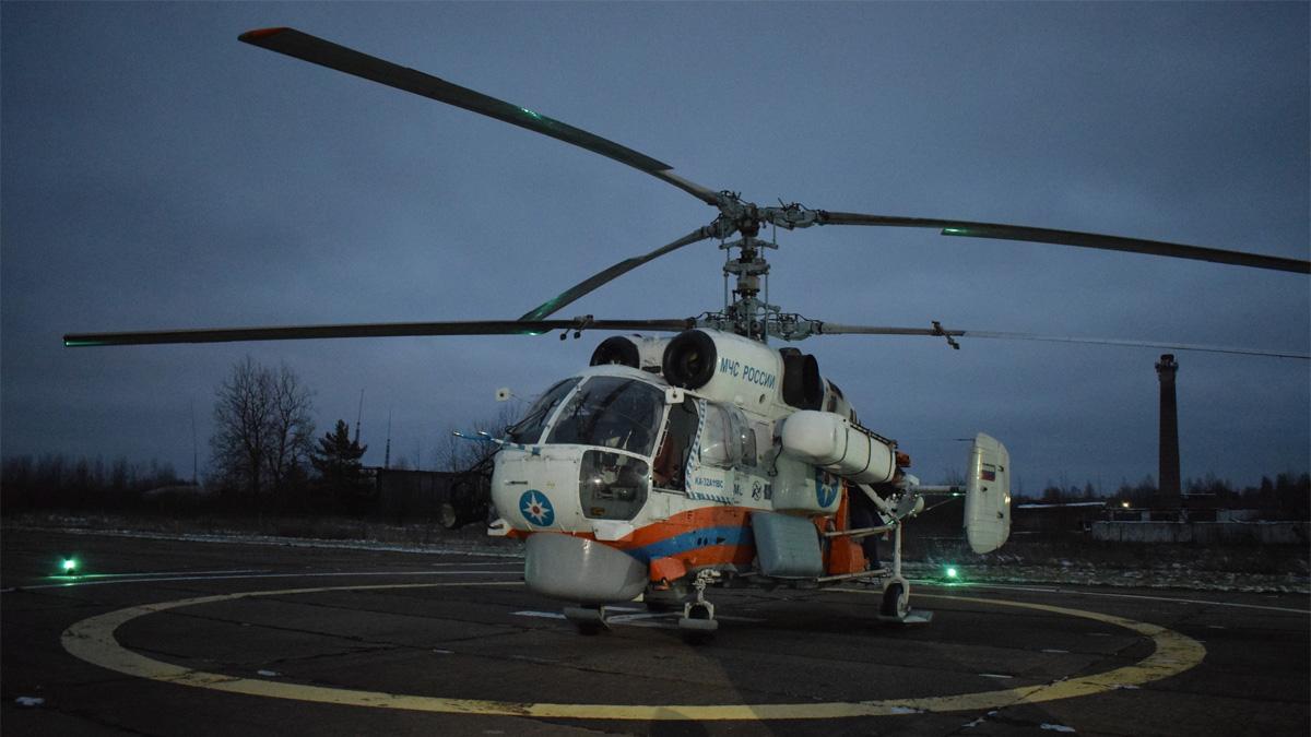 Вертолёт Ка-32