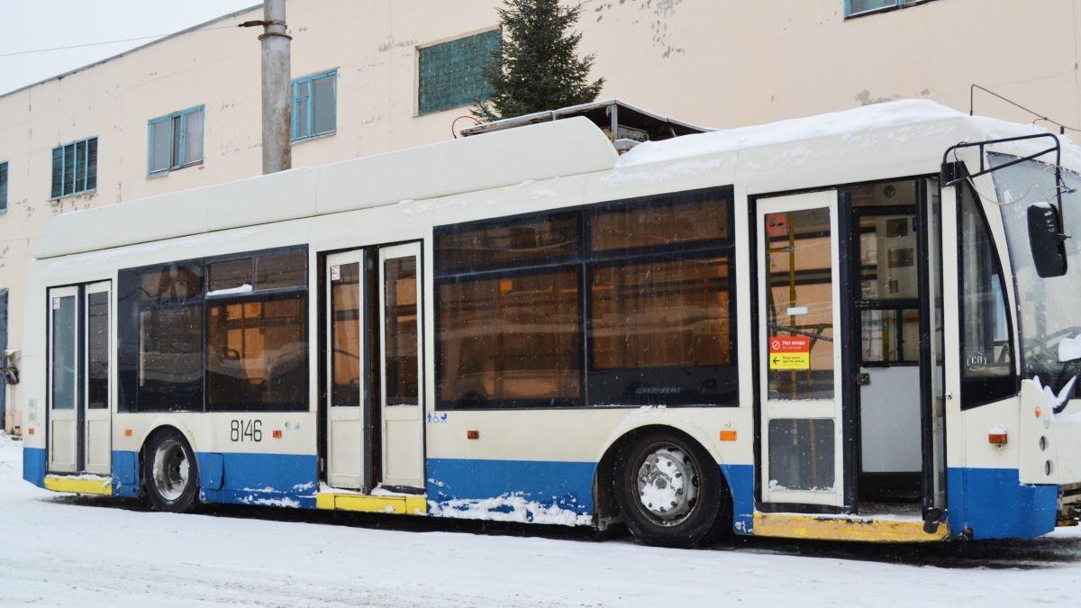 Троллейбус «Тролза»