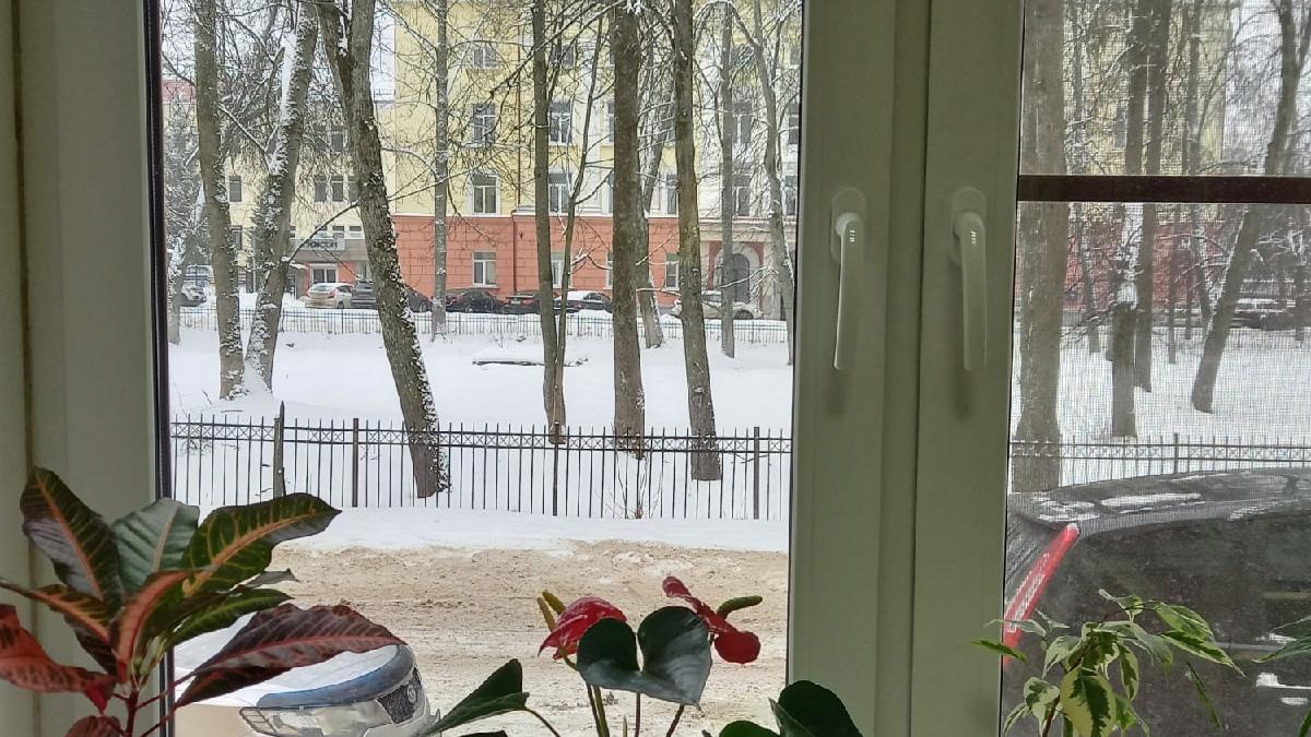 Сквер на Яковлевой улице