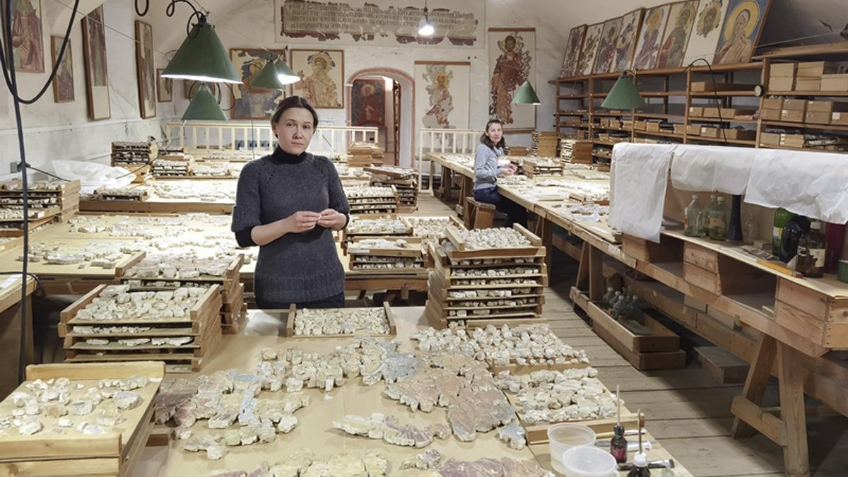 Мастерская художников-реставраторов Грековых