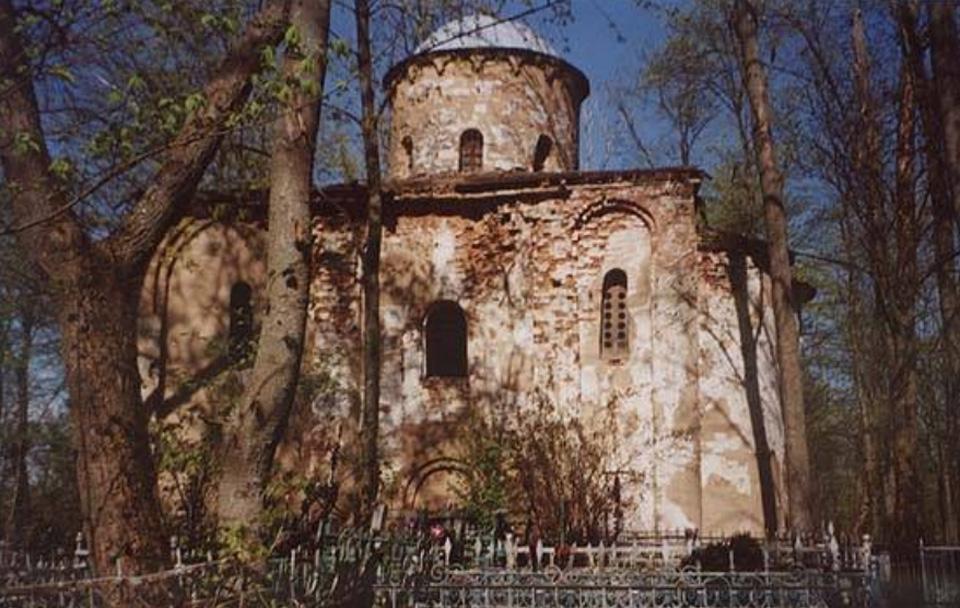 Церковь Петра и Павла на Синичьей горе