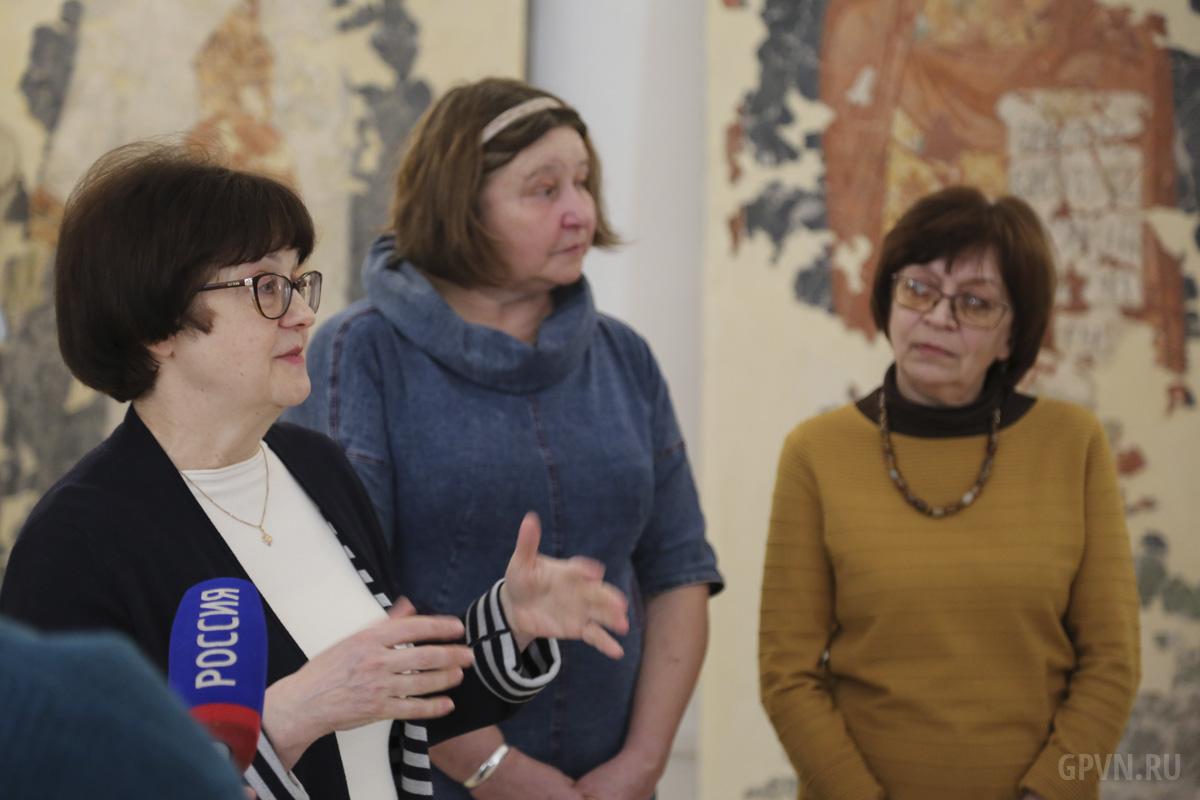 Кураторы выставки