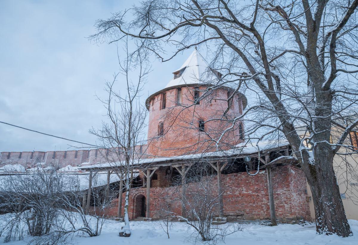 Фёдоровская башня