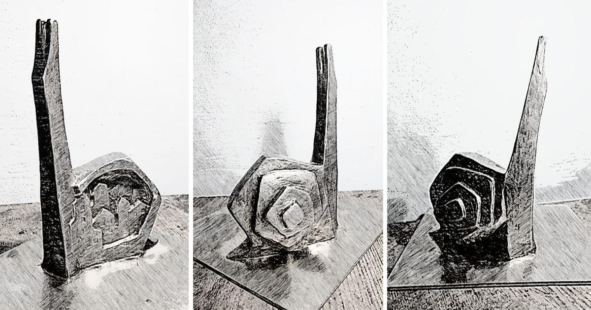 Арт-объект «Улитка»
