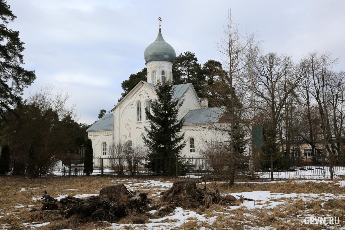 Церковь Никиты