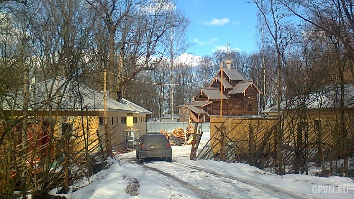 Новые павильоны в «Витославлицах»