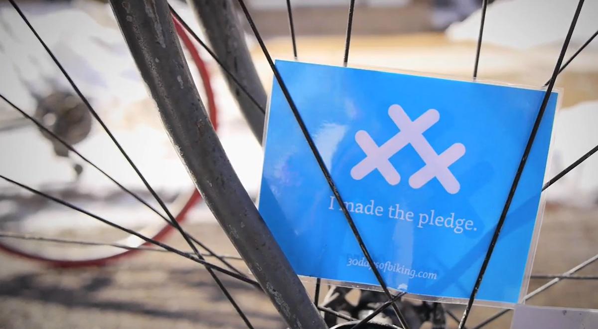 0 дней на велосипеде