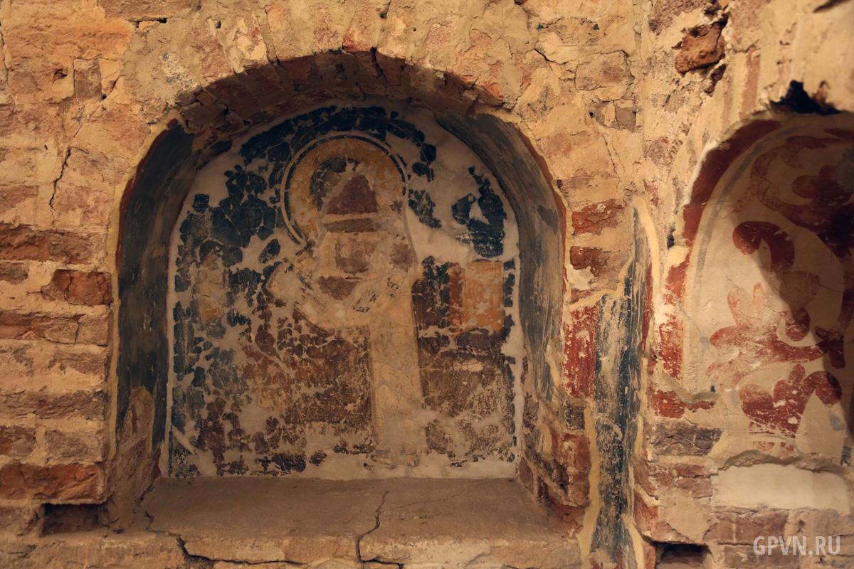 Роспись церкви Спаса на Ковалёве