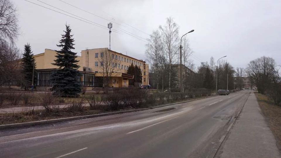 Заставная улица и колледж искусств