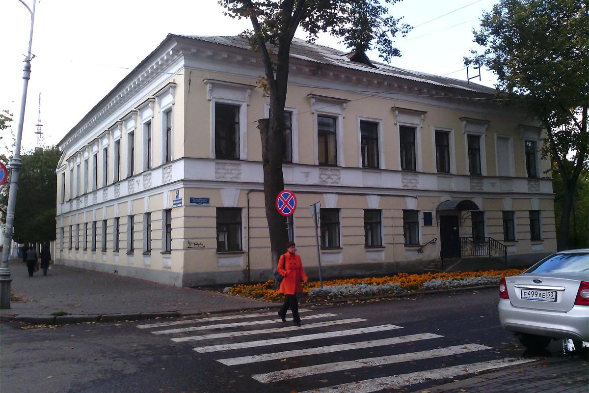 Дом К.Ф. Масловского