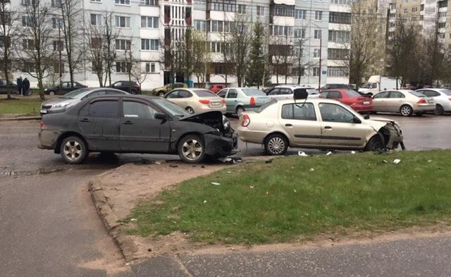 ДТП на Корсунова