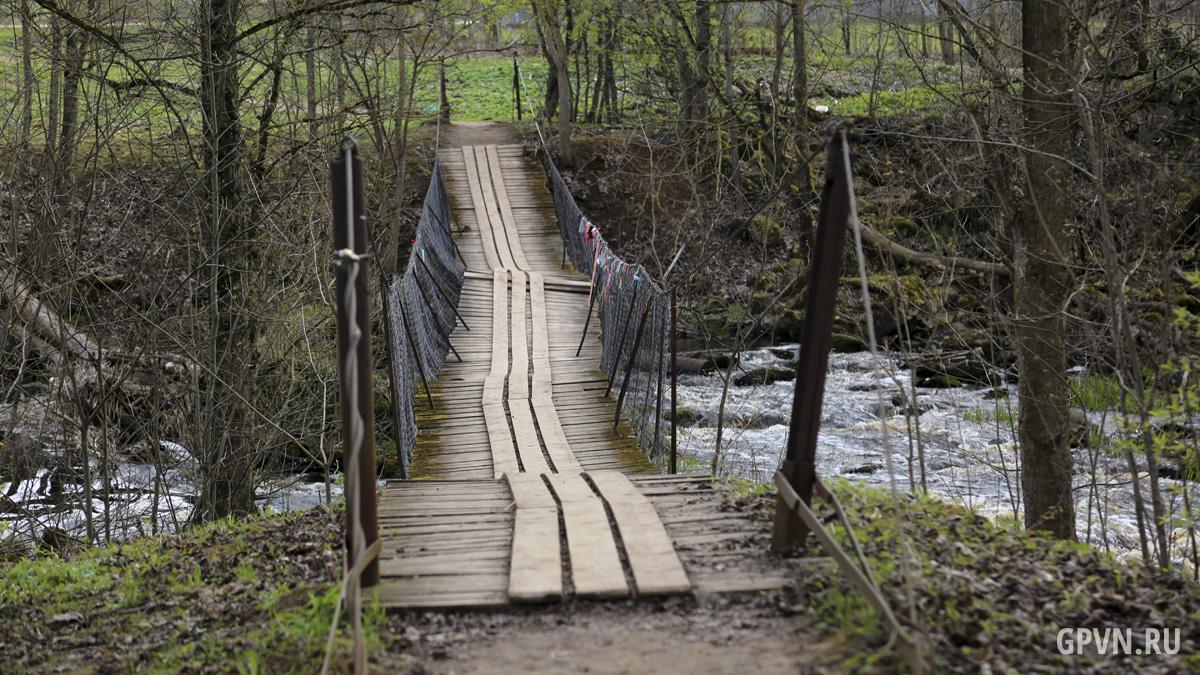 Мост через Леменку