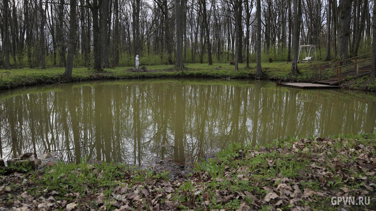 Радоновый родник и озеро