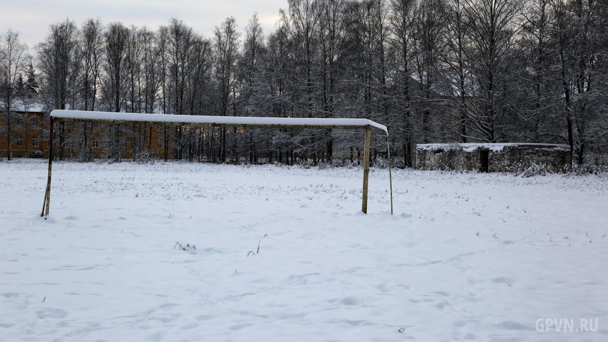 Стадион в Кречевицах